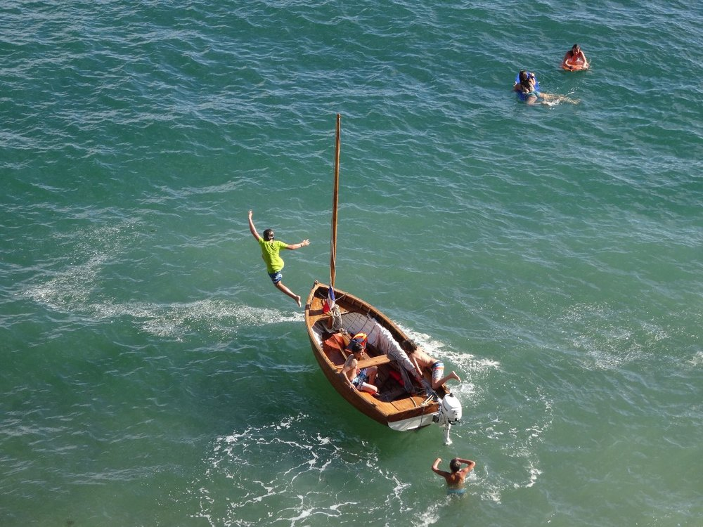 Saint Marc sur Mer | Sailing ship | Bretagne | Atlantic coast | Photo sandrine cohen