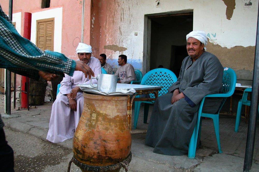 Luxor  Egypt  Streetphotgraphy  Scene of daily life  ©sandrine cohen