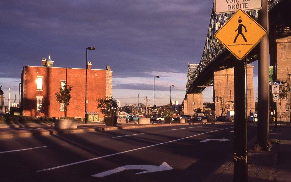 Montreal | Jacques Cartier crossroads | photo sandrine cohen
