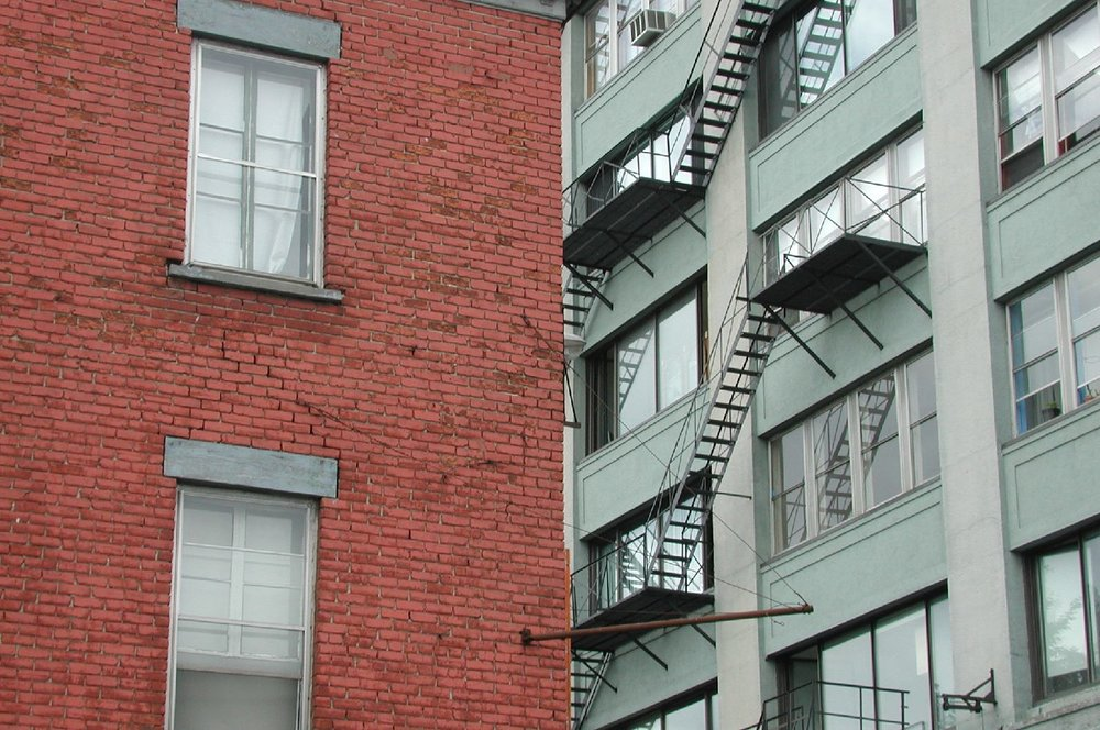 Montreal | American architecture | photo sandrine cohen