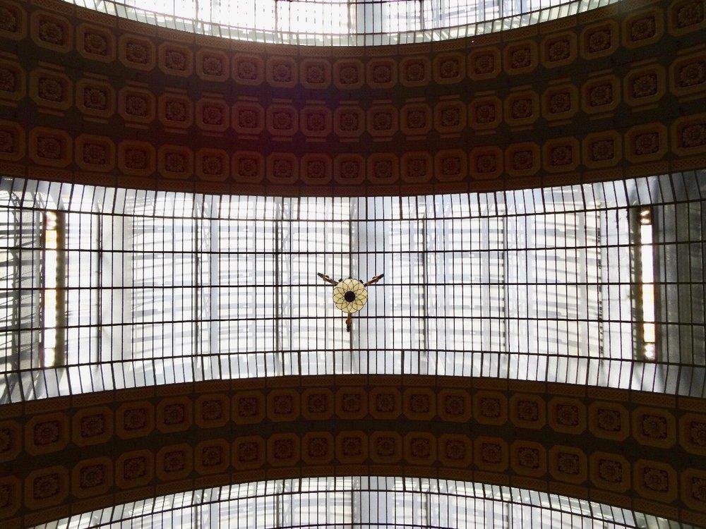 Musée d'Orsay Paris | The roof | photo sandrine cohen