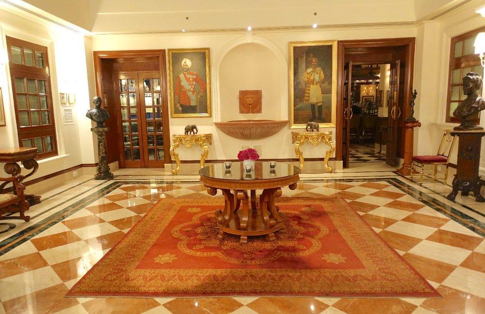 New Delhi | The Imperial Hotel | The Imperial New Delhi | Red carpet | Taj group | ©sandrine cohen
