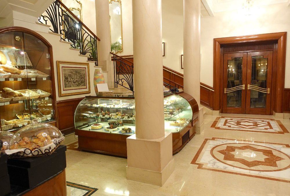 New Delhi | The Imperial Hotel | The Imperial New Delhi | La Patisserie | Taj group | ©sandrine cohen