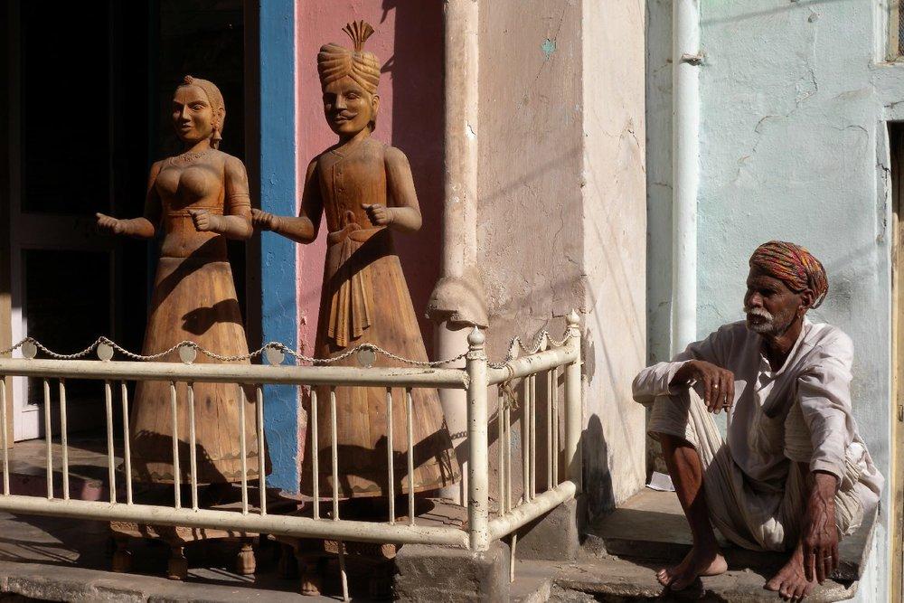 Udaipur | Rajasthan | Rajasthan crafts | Rajput man | ©sandrine cohen
