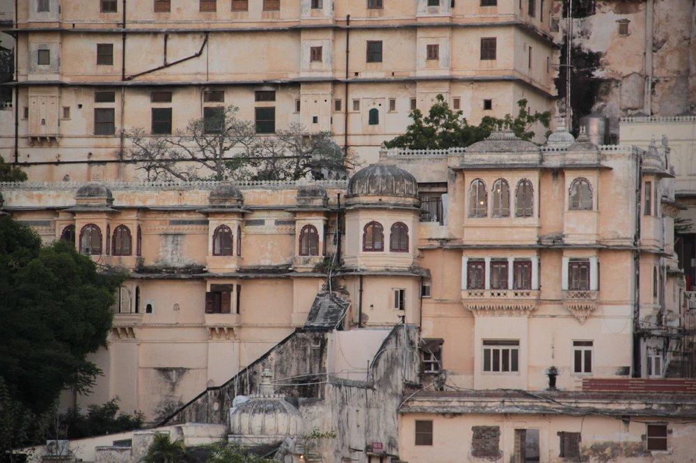 Udaipur 4 | Rajasthan | City palace Udaipur | ©sandrine cohen