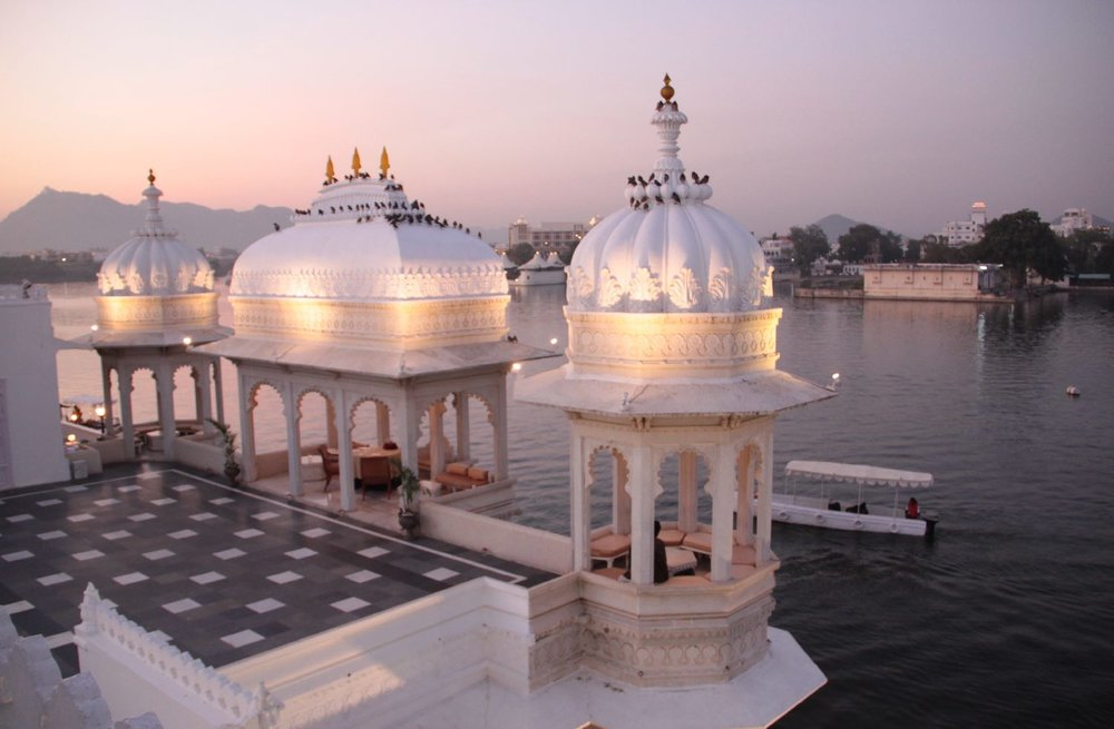 Udaipur 19 | Rajasthan | Lake Palace Hotel | Taj group | ©sandrine cohen