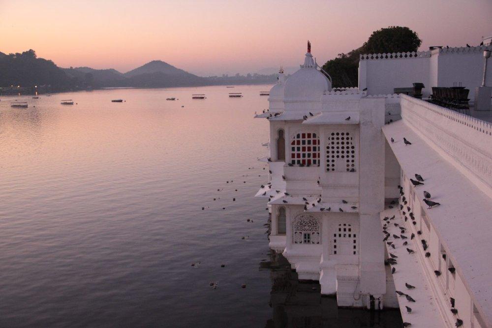 Udaipur 20 | Rajasthan | Lake Palace Hotel | Taj group | ©sandrine cohen
