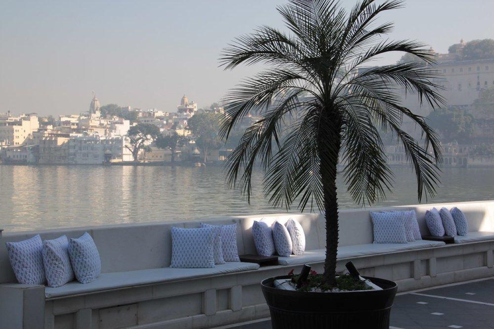 Udaipur 28 | Rajasthan | Lake Palace Hotel | Taj group | ©sandrine cohen