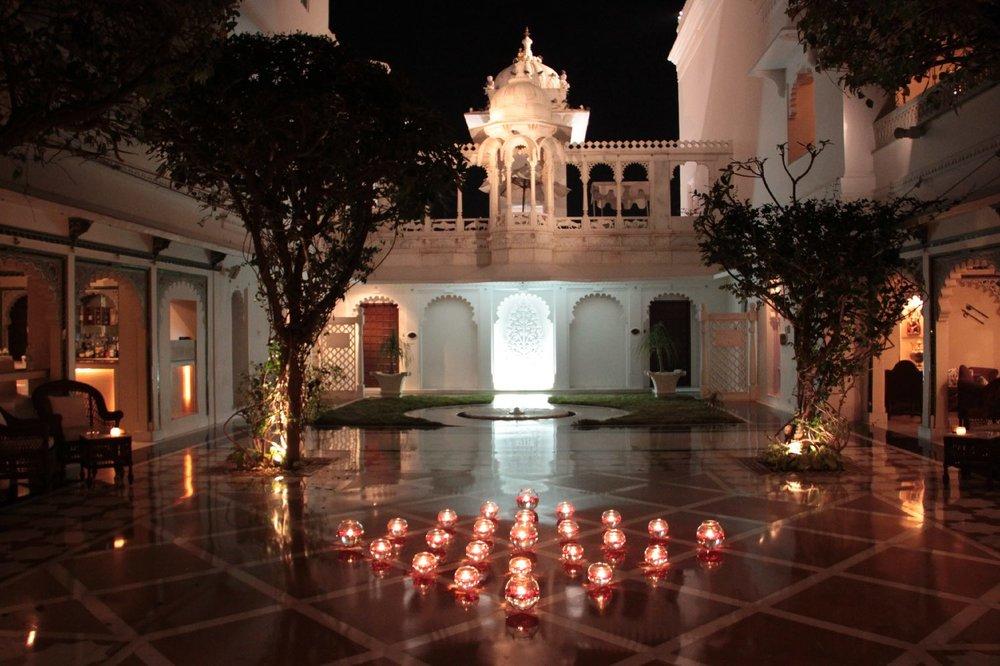 Udaipur 27 | Rajasthan | Lake Palace Hotel | Taj group | ©sandrine cohen