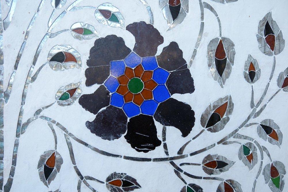 Udaipur 32 | Rajasthan | Lake Palace Hotel | Taj group | Indian design | ©sandrine cohen