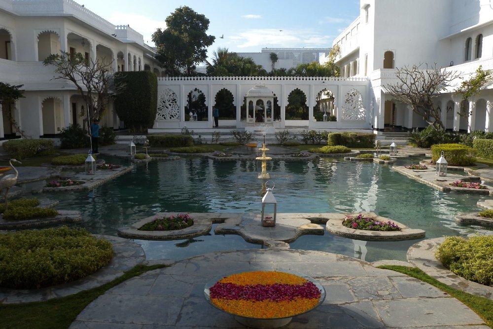 Udaipur 34 | Rajasthan | Lake Palace Hotel | Taj group | ©sandrine cohen