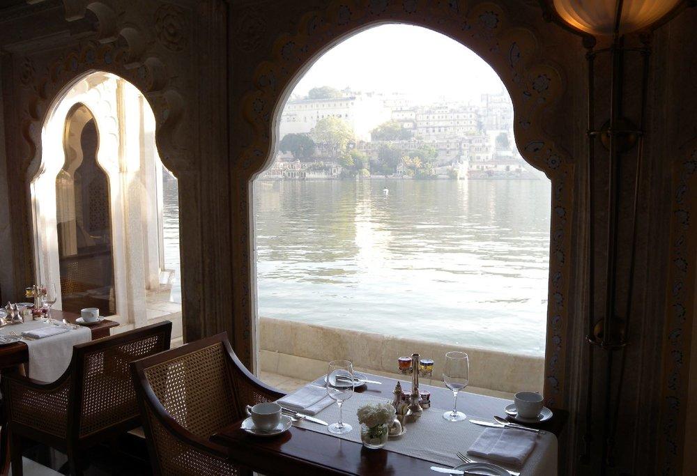 Udaipur 35 | Rajasthan | Lake Palace Hotel | Taj group | ©sandrine cohen