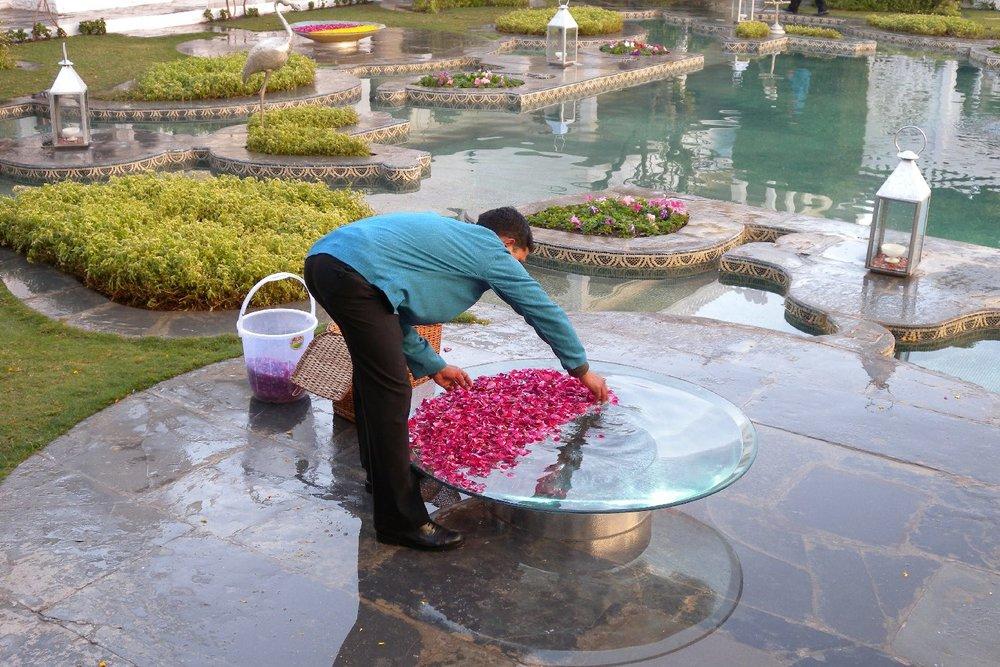 Udaipur 40 | Rajasthan | Lake Palace Hotel | Taj group | ©sandrine cohen