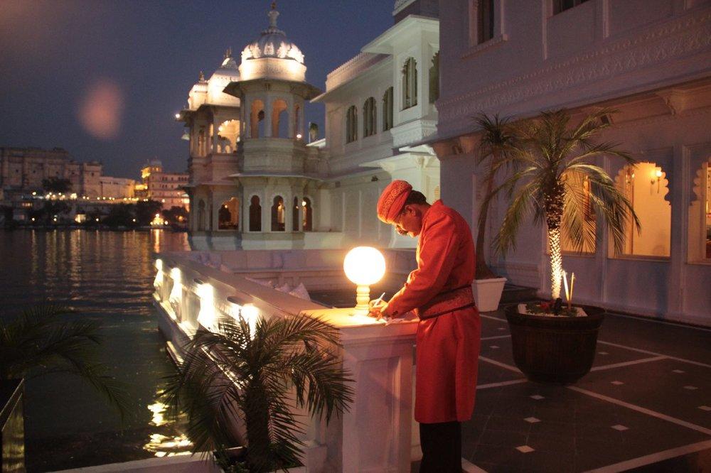 Udaipur 24 | Rajasthan | Lake Palace Hotel | Taj group | ©sandrine cohen