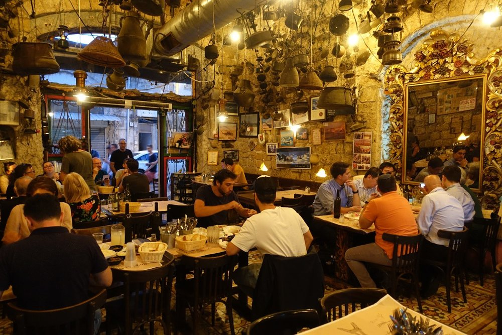 Jaffa | Dr Shakshuka restaurant 2 | photo sandrine cohen