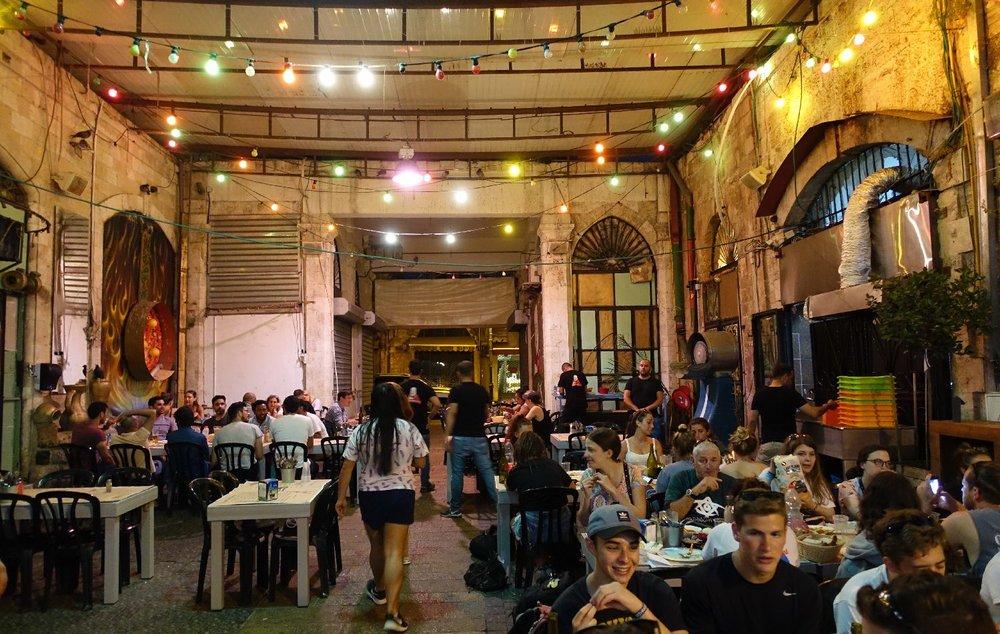 Jaffa | Dr Shakshuka restaurant 3 | photo sandrine cohen