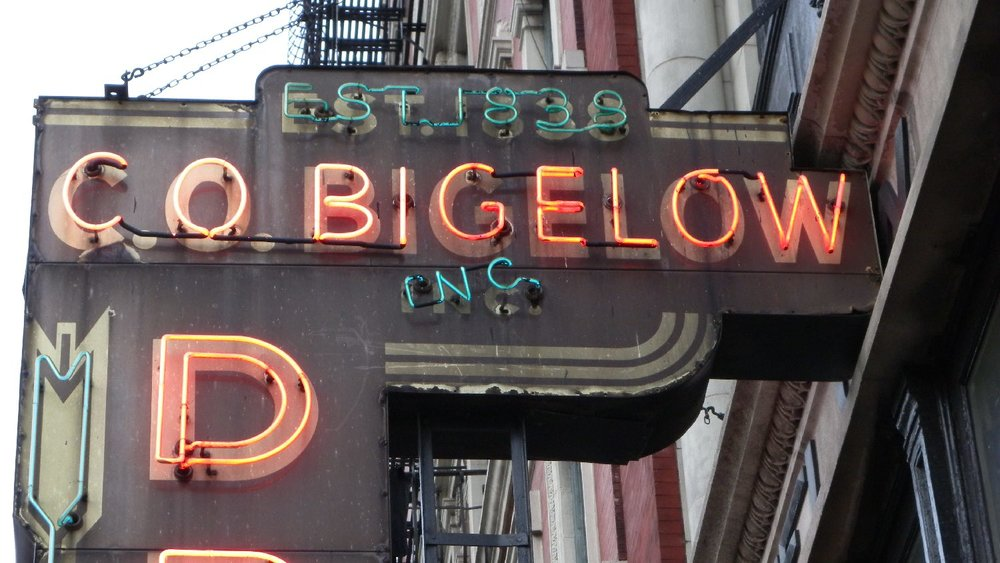 New York | Downtown | Bigelow | Pharmacy | ©sandrine cohen