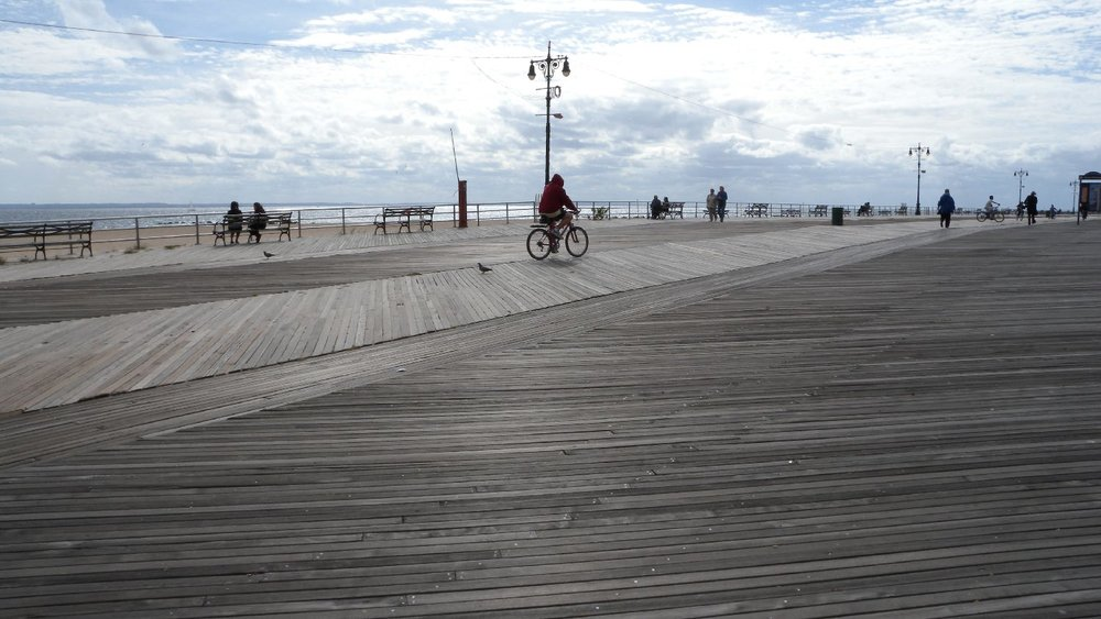 New York | Brighton beach | Brooklyn | photo sandrine cohen