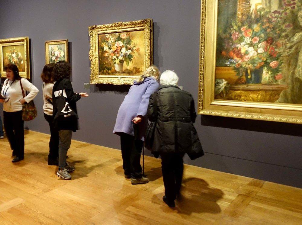 Les Impressionnistes | Musée d'Orsay Paris | photo sandrine cohen
