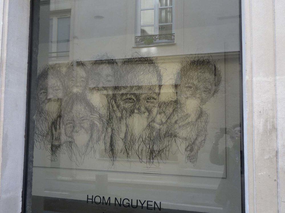 Hom Nguyen | artist vietnamien | A2Z Art Gallery | Paris | ©sandrine cohen