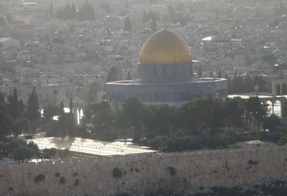 Jerusalem old city | Dome of the Rock | Islam sanctuary | photo sandrine cohen