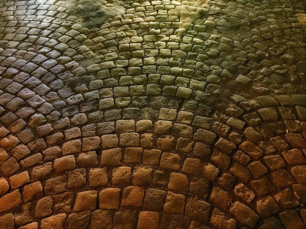 Pavés de Paris | Parisian pavement | Cobbles of Paris | Symbol of Paris | Photo sandrine cohen