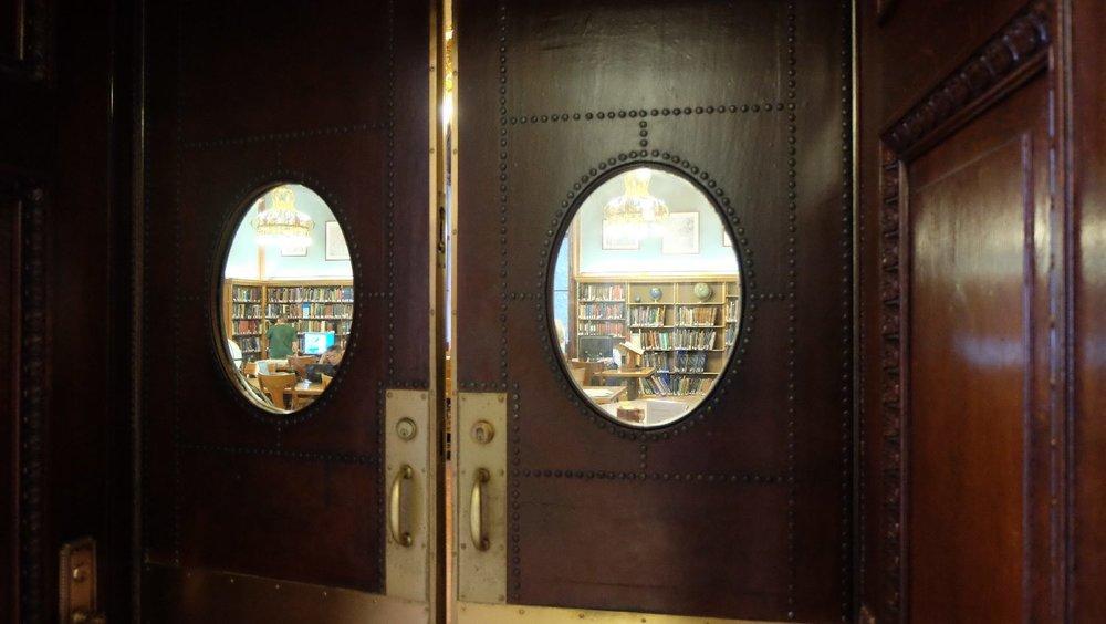 New-York | New York Public Library | Public Library | ©sandrine cohen