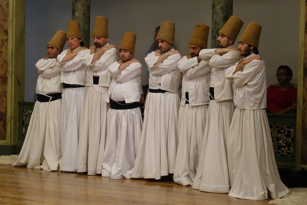 Istanbul | Derviches tourneurs | whirling dervishes | ©sandrine cohen