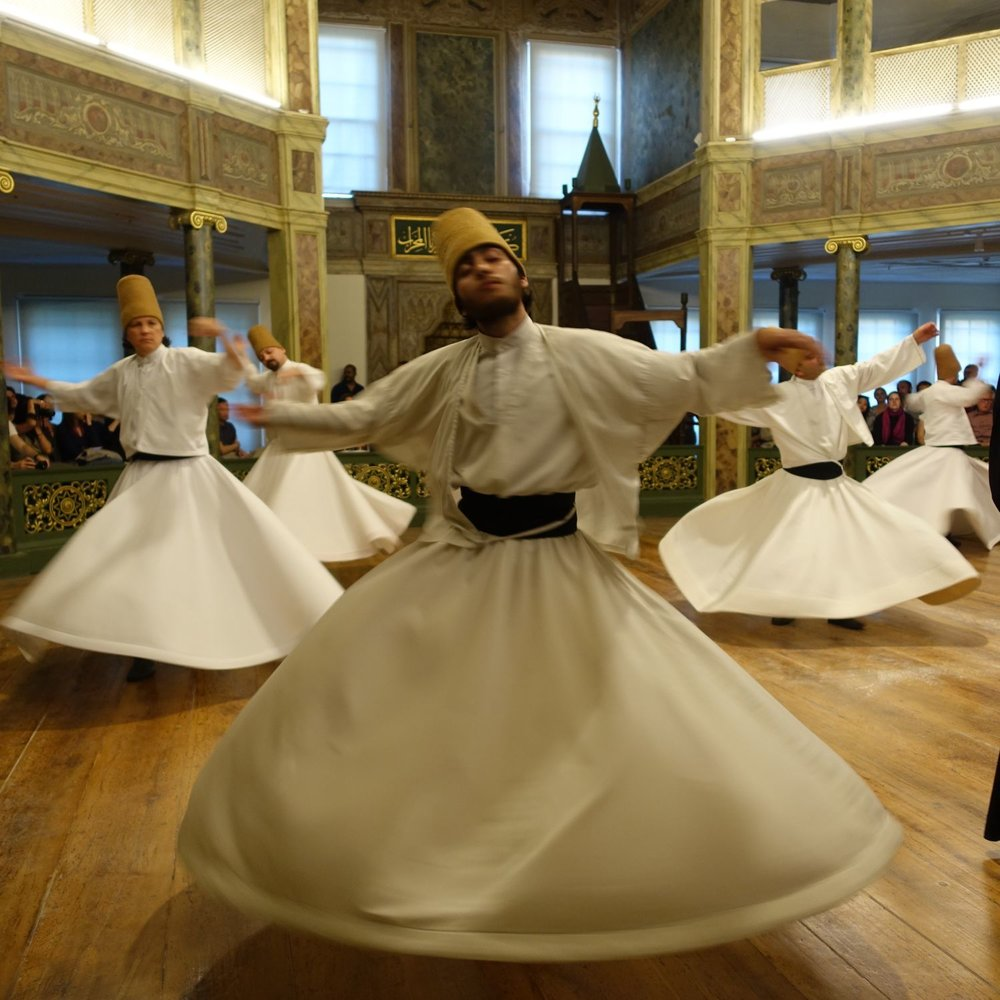 Istanbul | Derviches tourneurs | whirling dervishes | ©sandrine cohen