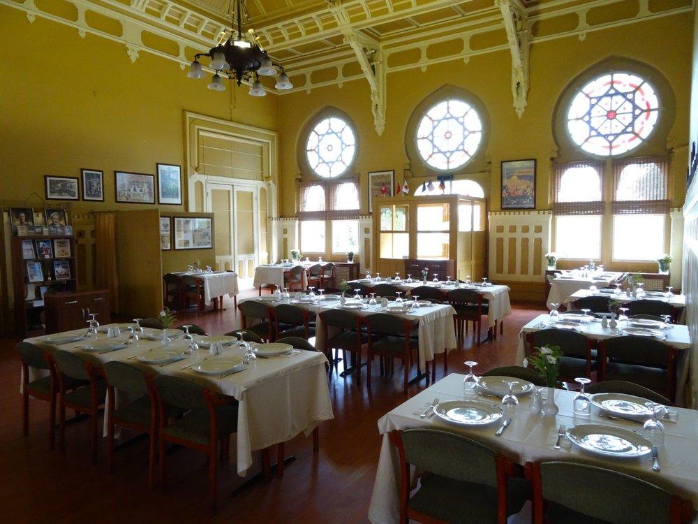 Istanbul | Orient Express station | Restaurant | Orient Express restaurant | ©sandrine cohen