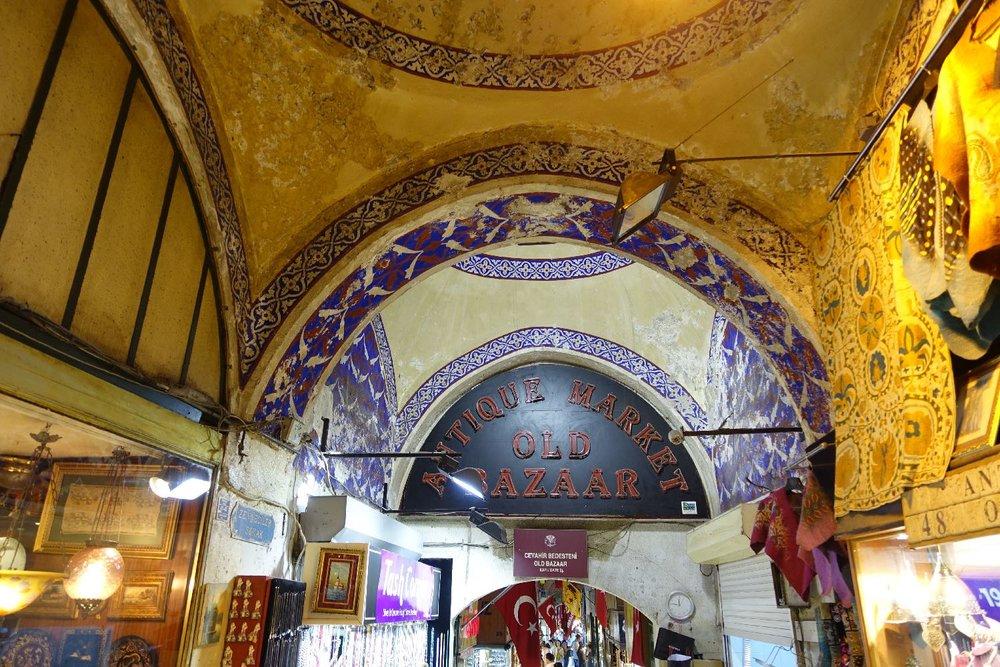 Istanbul | The Grand Bazaar of Istanbul | Grand Bazaar | ©sandrine cohen