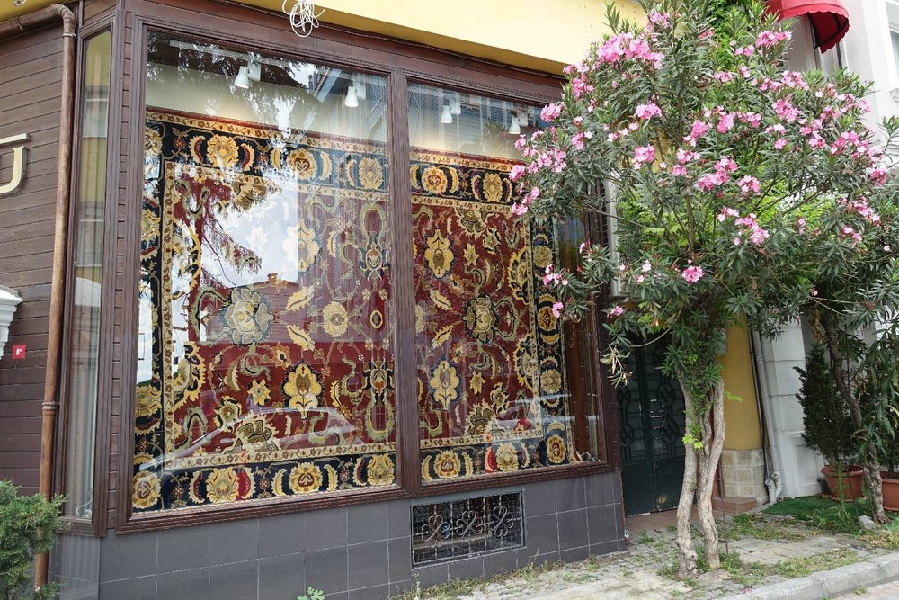 Istanbul | Istanbul carpet | ©sandrine cohen