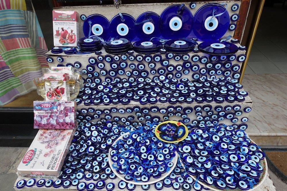 Istanbul | Muslim symbol | The Third Eye | ©sandrine cohen