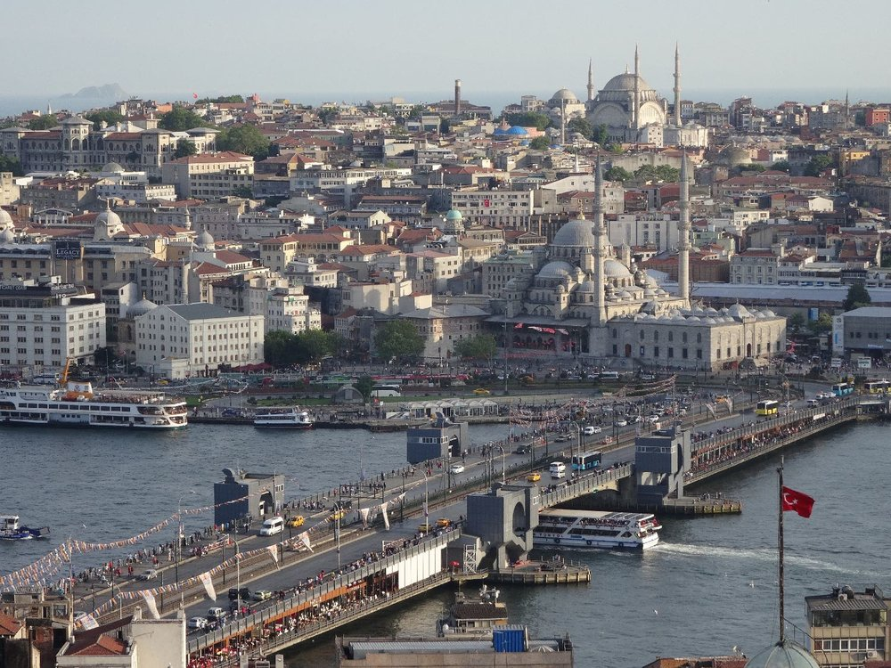 Istanbul | Turkey | Süleymaniye and Rustem Pacha Mosque | Bosphurus | Galata bridge | ©sandrine cohen