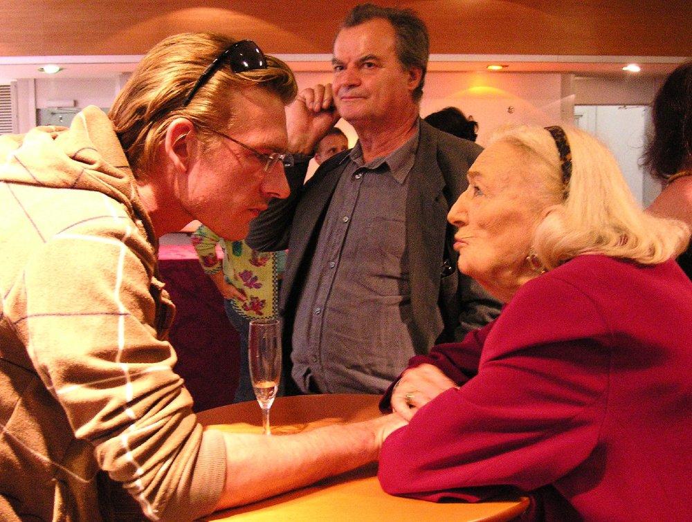 Guillaume Depardieu | Jean-Claude Drouot | Helène Duc | Les Rois Maudits, de Josée Dayan | France 2 | Paris 2005 | Photosandrine cohen