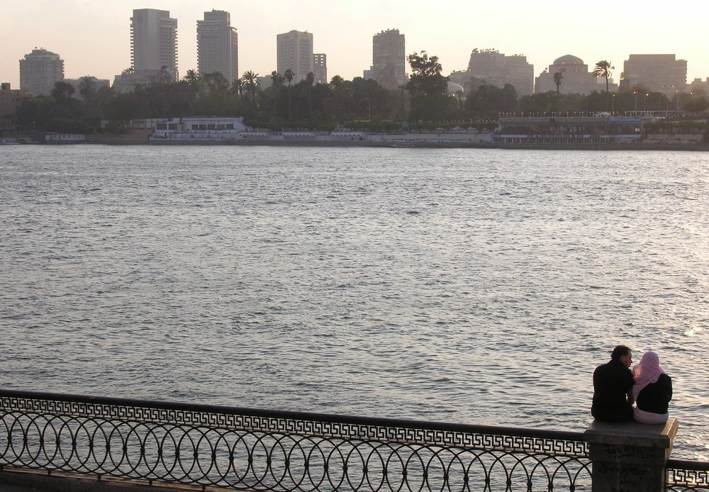 Cairo   The Nile   Lover of the banks of the Nile  