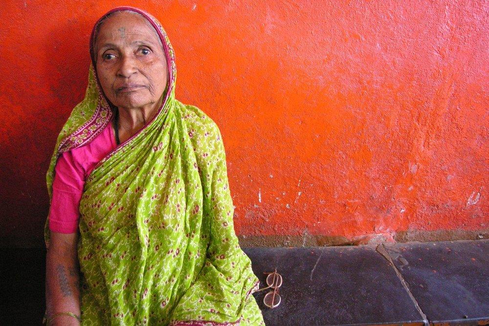 Mumbai - Bombay | Indian woman portrait | ©sandrine cohen