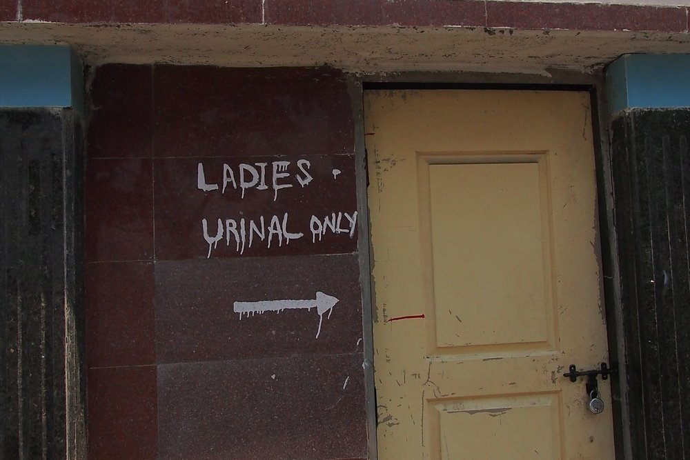Toilets at Mumbai | Ladies Urinal only | Bombay | Mumbai | India