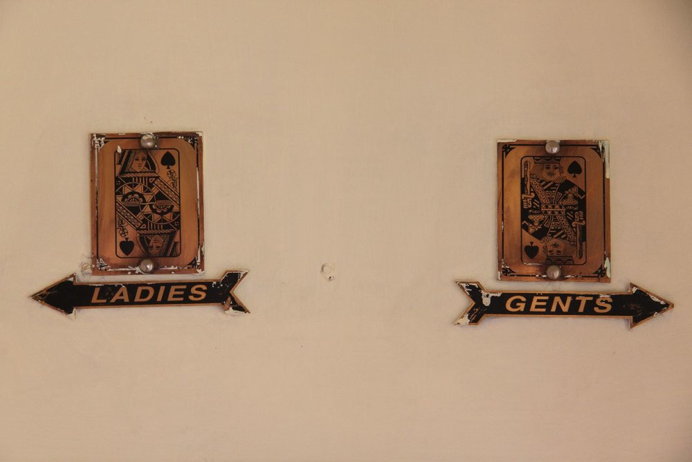 Toilets Ladies and Gents in Jaipur Polo Club | Polo Club Jaipur | Jaipur | India Toilets | photo sandrine cohen
