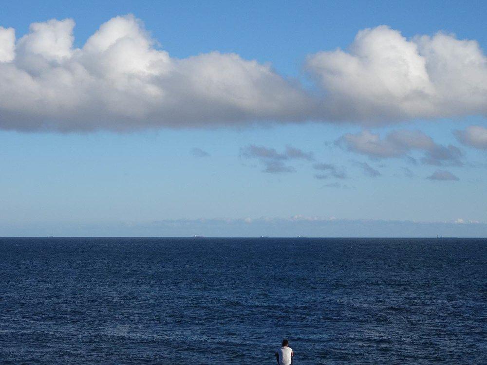 Batz sur mer | Loire Atlantique | Ocean Atlantic | A man of the sea | photo sandrine cohen