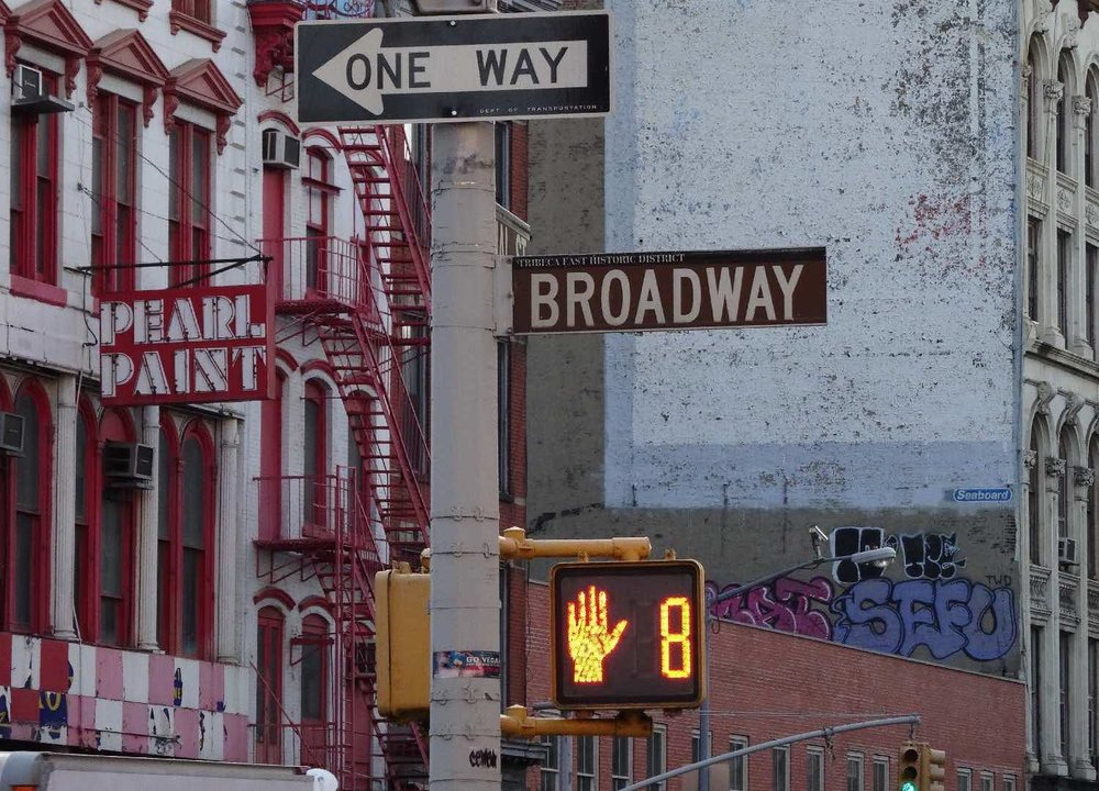 New York   Crossroads Broadway - Canal street   streetphotography sandrine cohen