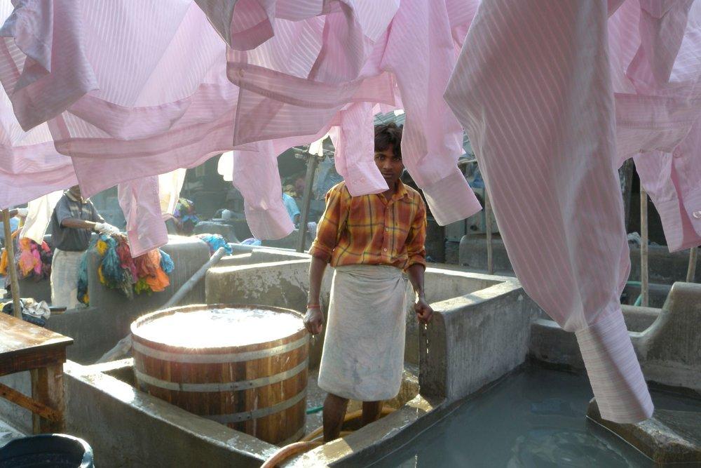 Mumbai - Bombay | Dhobi Ghat | Mahalaxmi | ©sandrine cohen