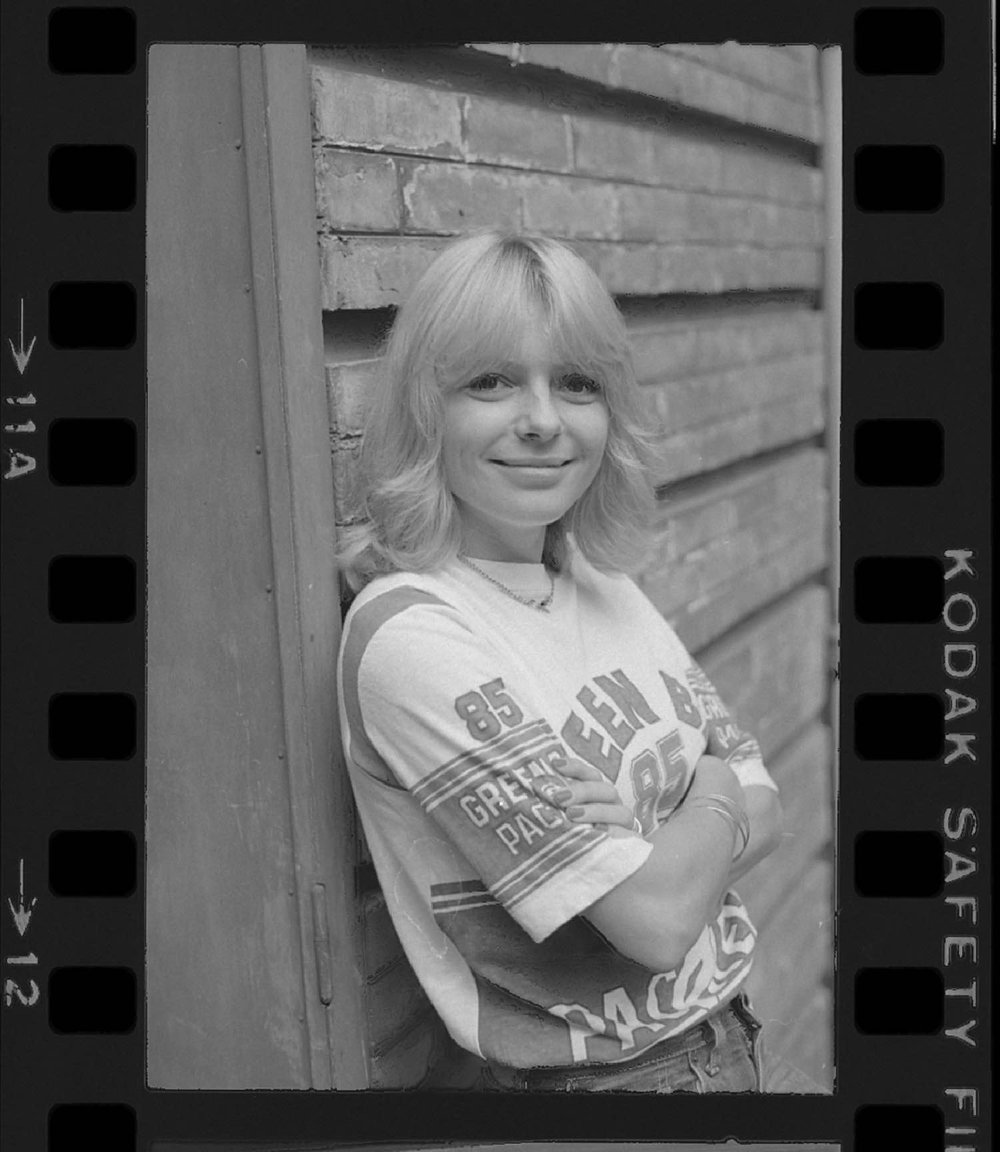 France Gall 1985 | Villa Beausejour | Paris 17eme | photo sandrine cohen
