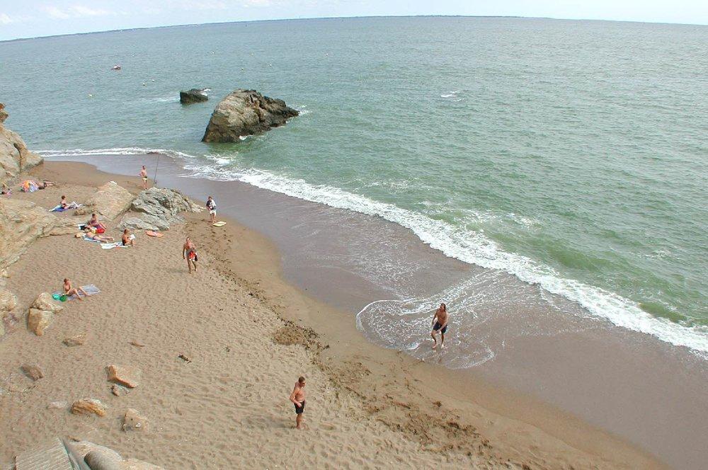 Saint-Marc sur mer | Plage | Ocean Atlantique | On the beach | photo sandrine cohen