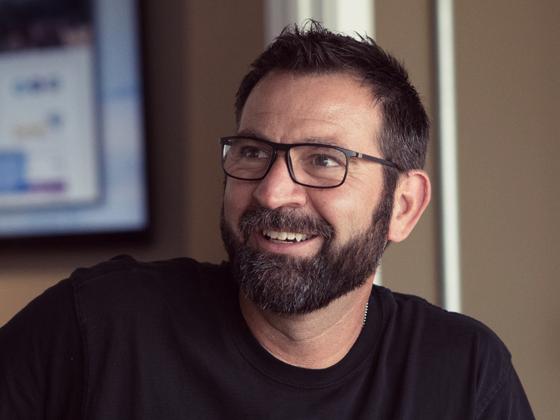 Rob Tiisler, Founder of Company Man Studios -