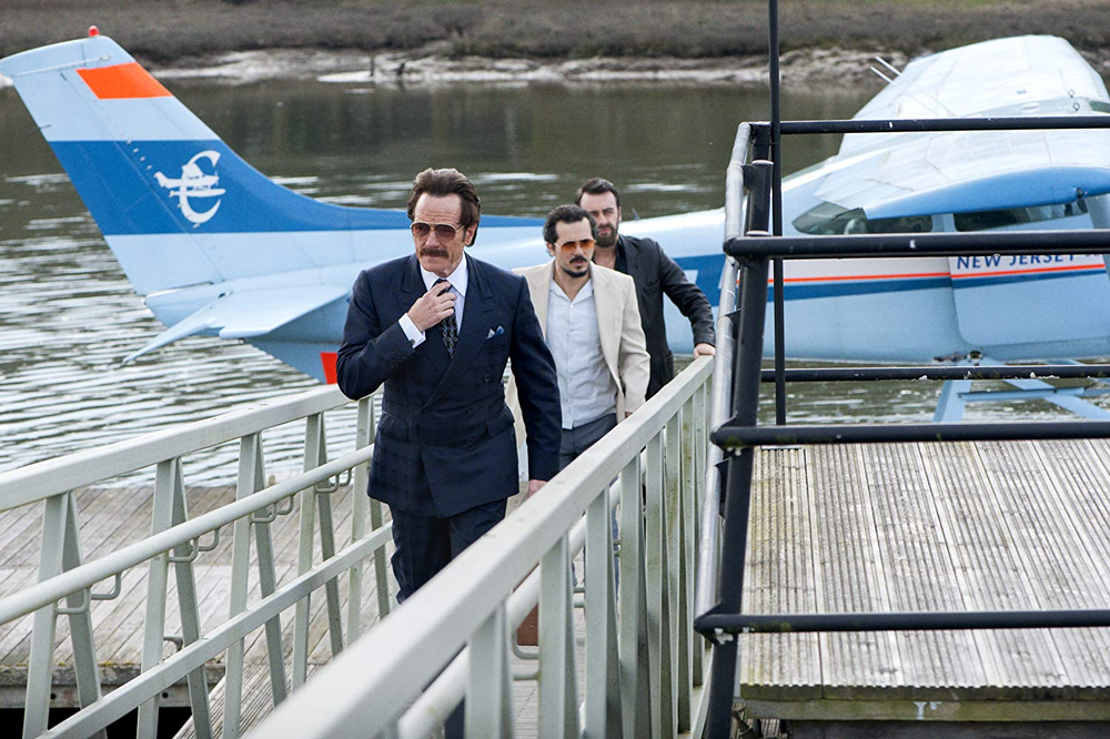 The Infiltrator (2014)