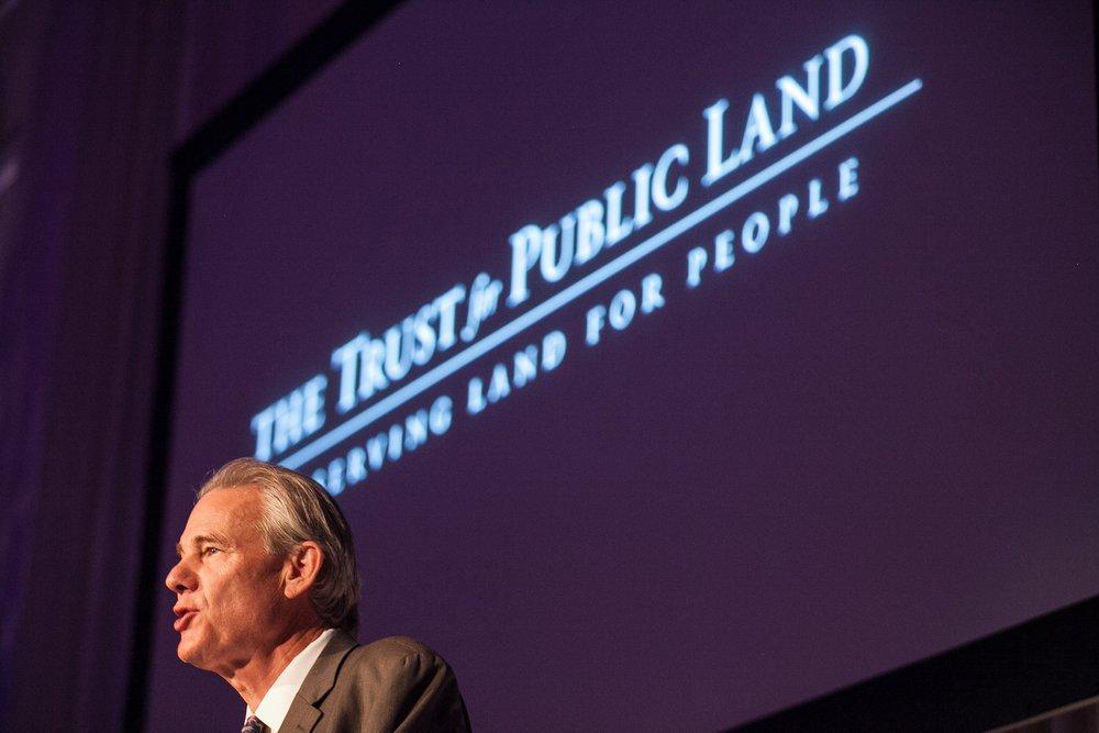 Trust for Public Land: Annual Fundraiser