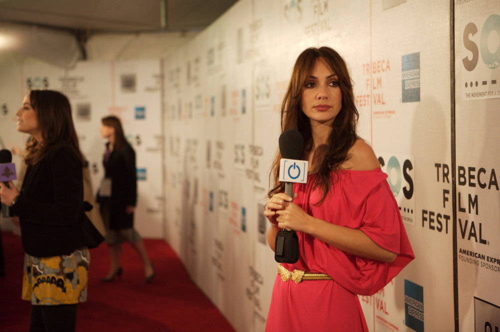 Tribeca Red Carpet
