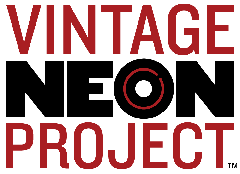 The Vintage Neon Project | Seeking signs of the past