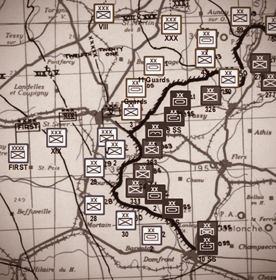 Mapping the Battle of Normandy — PROJECT '44 - Mapping the Battle of